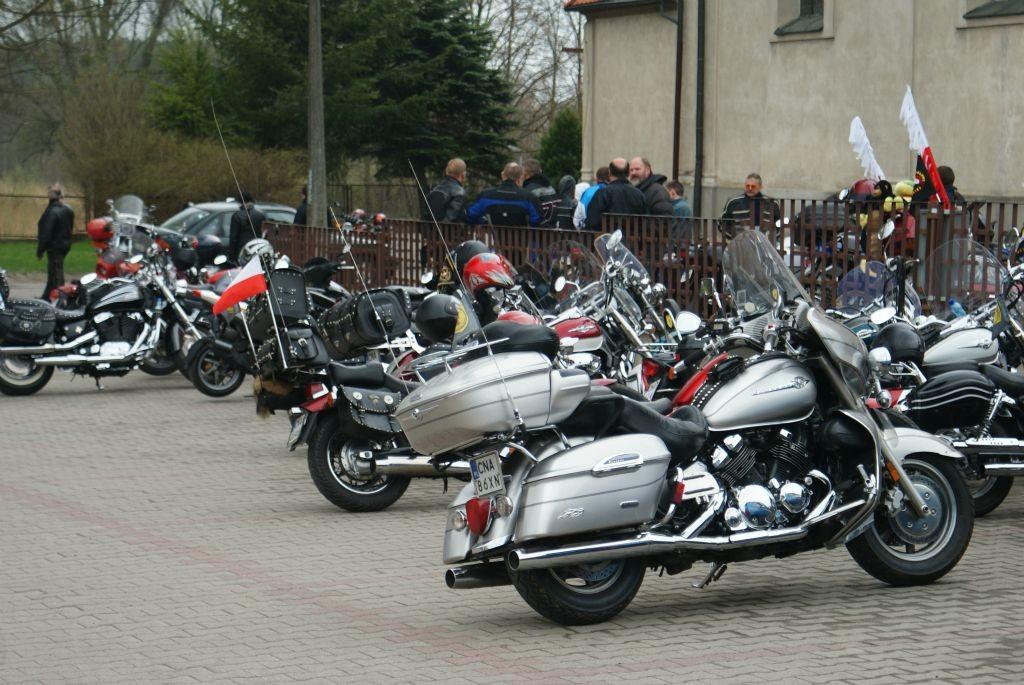 Rozpoczęcie sezonu motocyklowego w Sępólnie Krajeńskim