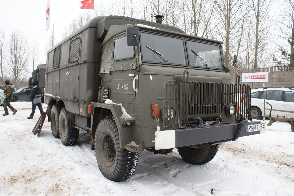 Pierwszy zlot zimowy który odbył się na terenie dawnego, tajnego obiektu wojskowego pełniącego rolę Zapasowego Centrum Radiowo Nadawczego.